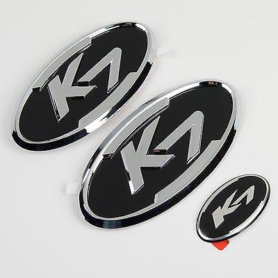 kia cadenza emblem - 6
