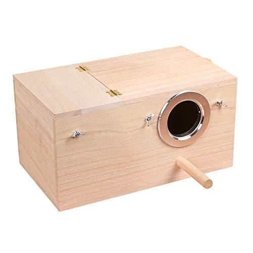 YJJKJ Bird Breeding And Nesting  Cage Box (XL)