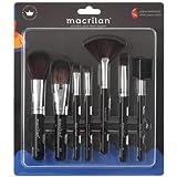 Kit com 7 Pincéis Para Maquiagem - Kp9-2A, Macrilan