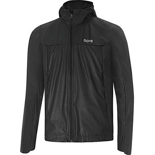 GORE WEAR R5 Men's Hooded Jacket Gore-TEX INFINIUM, Size: XXL, Color: Black from GORE WEAR