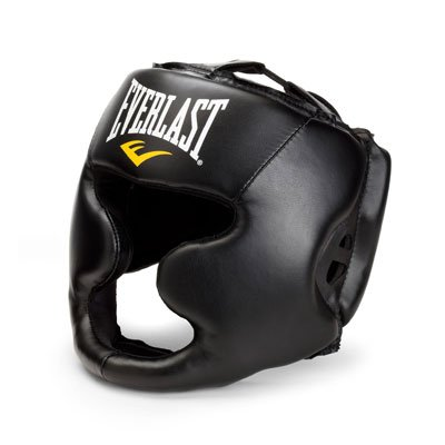 Everlast MMA Headgear Black 7420 by Everlast
