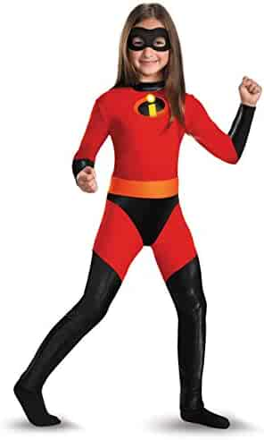 Disney The Incredibles Violet Classic Girls Costume, Small/4-6x