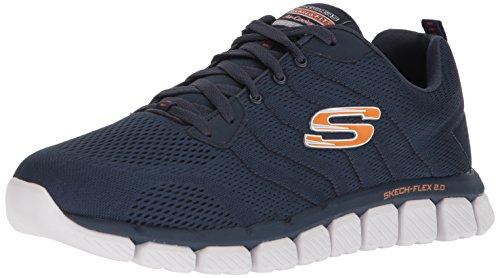 Uomo Skechers 0 Skech 2 Flex Blu Navy Sneaker ZvvXwqxPp