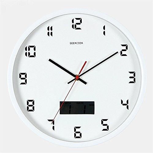 Gyps diseño de Moda Shabby Chic Reloj Retro en diseño de ...