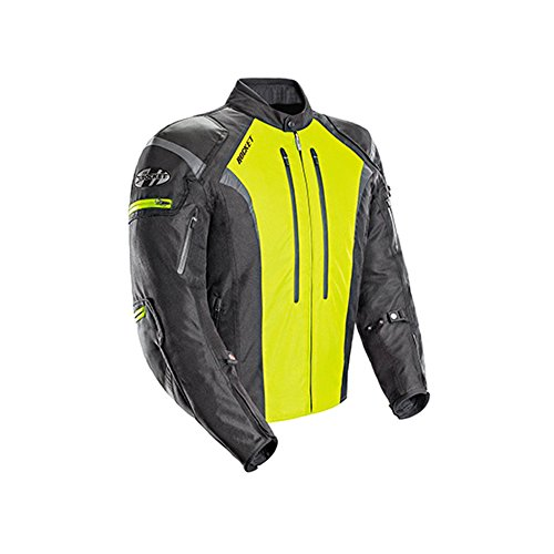 Joe Rocket Textile Motorcycle Jacket - 9