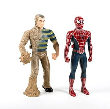 Spider-Man 3 Walkie Talkies: Red Spider-Man & Sandman