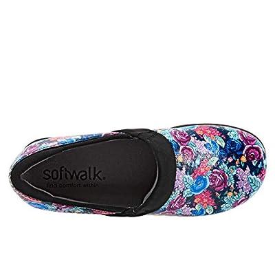 SoftWalk Women's Meredith Sport Clog - Work Shoes