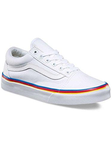 Vans Ua Old Skool, Zapatillas para Mujer White