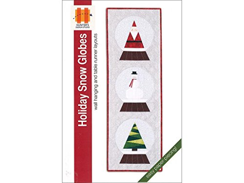 (Hunter's Design Studio Holiday Snow Globes Ptrn)
