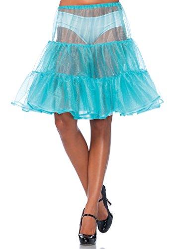 Black Swan Diy Costume (Leg Avenue Women's Costume, Tiffany Blue, One)