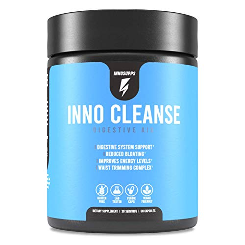 Inno Cleanse – Waist Trimming Complex | Digestive System Support & Aid | Reduced Bloating | Improves Energy Levels…