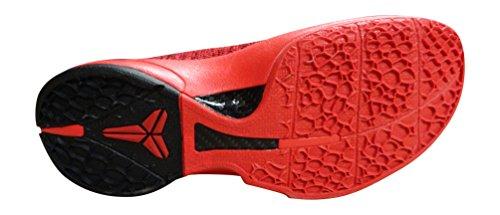 Mtllc Nike Gold 7 Icon de UK Red 5 para University blk Black Gold Zapatillas Kobe baloncesto hombre Red qwEZnF