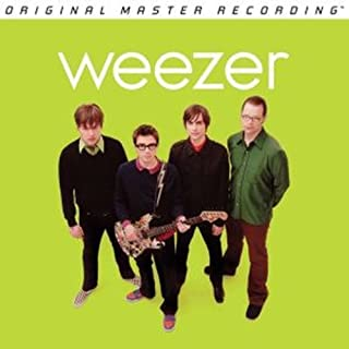 Green Album (180g) (Vinyl) by Weezer (B00AKGG8AA) | Amazon price tracker / tracking, Amazon price history charts, Amazon price watches, Amazon price drop alerts