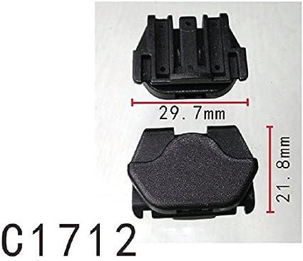 Rueda alojamiento interior clip de tapa de retención (modelo PF ...