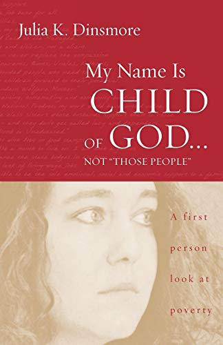 My Name Is Child of God...Not