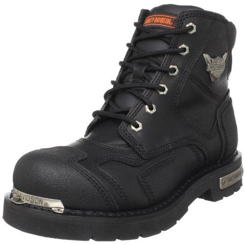 Harley-Davidson Men's Stealth Riding Boot,Black,11 M
