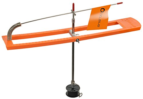 Celsius Heavy Duty Abs Frame SBTU-50 Plastic Tip-Up High Visibility Flag
