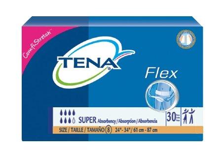 Tena Flex Super, Size 8 (30/pack)