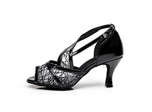 5cm Salle Miyoopark bal Heel femme de 7 Black FfgFCq