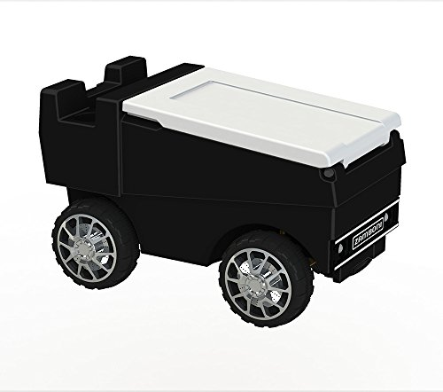 Zamboni RC Motorized Cooler | Black