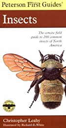Peterson First Guide to Insects of North America (Peterson First Guides(R))