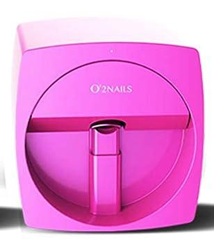 O2 Nails V11 - Impresora de uñas con diseño de arte móvil ...