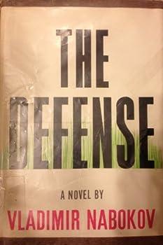 The Luzhin Defense 0679727221 Book Cover