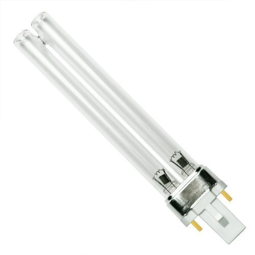 LSE Lighting TUV PL-S 9W/2P G23 Ultraviolet UV Germicidal Light Bulb
