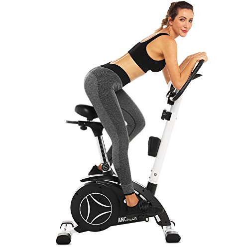 Simpfree Upright Bike, Exercise Bike black