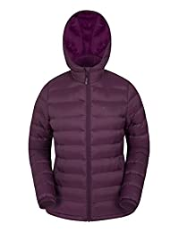 Mountain Warehouse Seasons Womens Winter Jacket - Padded Ladies Coat