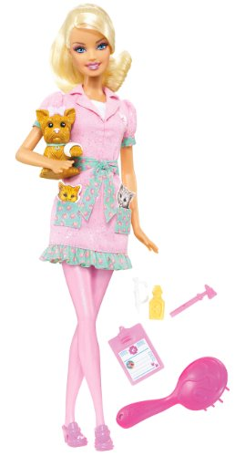 i dress up barbie doll - 2