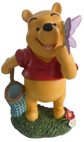 Winnie-the-Pooh with Butterfly