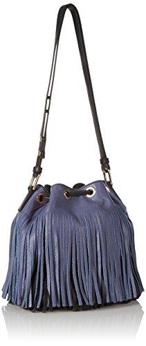 Blu Multicolore TF16WB312 Femme Grey Dark Portés Tosca Sacs épaule vnZdqqgw