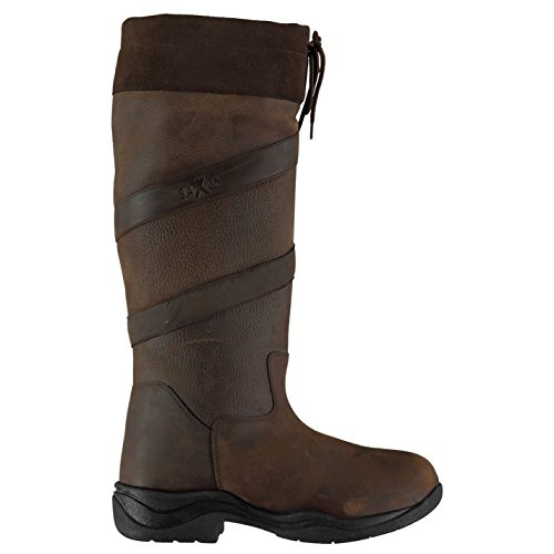 Pilton Breathable Brown Boots Saxon Womens Country Waterproof On1BqxF5p