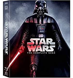 Star Wars: The Complete Saga (Episodes I-VI) (Packaging May Vary) [Blu-ray] (B003ZSJ212)   Amazon Products