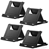 Best Cell B Iphone - Cell Phone Holder Tablet Stand, 4 Pack Portable Review