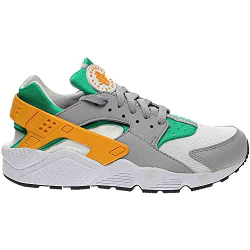 Nike Herren Air Huarache Lucid Green / Universität Gold-Wolf Grey