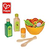 Award Winning Hape  Garden Salad Wood Play Kitchen Play Set