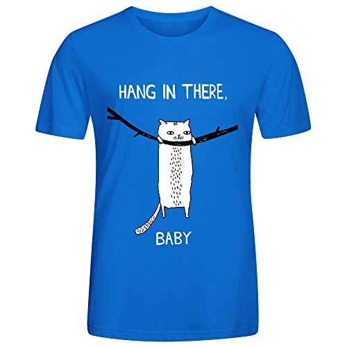 foreric-hang-in-there-baby-4z1-tee-for-men-blue