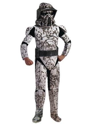 star wars deluxe kinder kostum arf trooper grosse l 8 bis 10 jahre