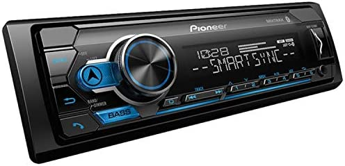 Pioneer MVH-S310BT Digital Media Receiver with Smart Sync App Compatibility MIXTRAX Built-in Bluetooth