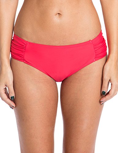 Ocean Blues Women's Swim Standard Ruched Bikini Bottom