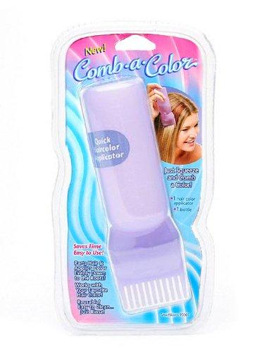 CombaColor cheveux rapide Couleur applicateur (Comb-une-couleur)