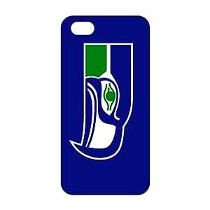 Fortune halcones marinos de seattle 3D Phone Case for iPhone 5S