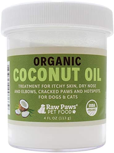 Raw Paws Organic Coconut Dogs product image