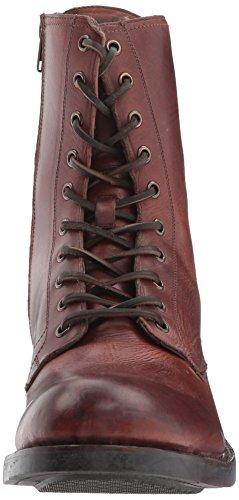 Frye Mens Folsom Combat Boot Brown