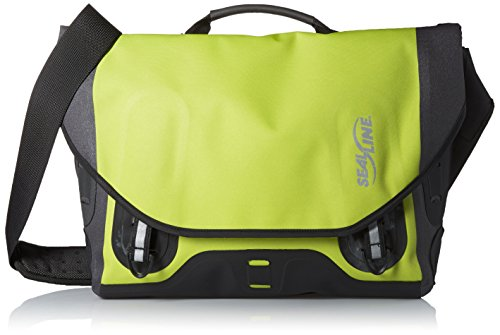 (Seal Line Urban Shoulder Bag (Small, Green))