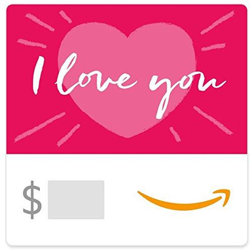 Love Gift Card (Amazon eGift Card - Love You)