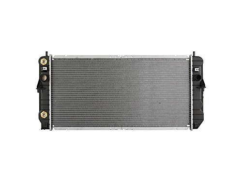 RADIATOR FOR CADILLAC OLDSMOBILE FITS DEVILLE FWD AURORA 4.0 4.6 V8 2491 (Deville Cadillac Radiator New)