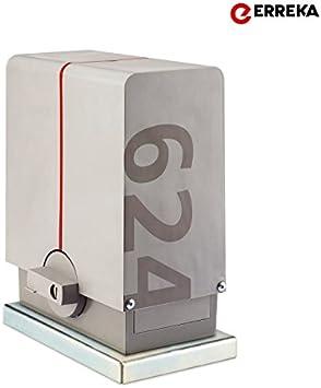 Kit Motor Erreka Puerta Corredera Lince 600 LIS624: Amazon.es: Bricolaje y herramientas